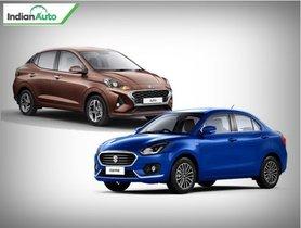 Hyundai Aura vs Maruti Dzire In Comparison: Which Car Is Worth Buying?