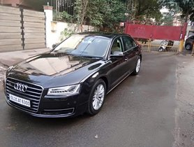 Audi A8 AT 2014 in New Delhi