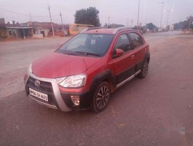 2014 Toyota Etios Cross MT for sale in Gwalior