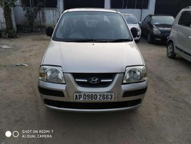 Used Hyundai Santro Xing XL 2006 MT for sale in Hyderabad