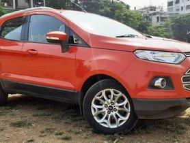 Ford EcoSport 2013-2015 1.5 Ti VCT AT Titanium for sale in Mumbai