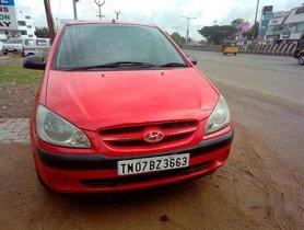 Used Hyundai Getz GVS 2008 MT for sale in Chennai