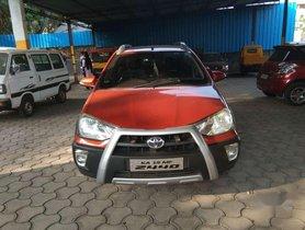 2015 Toyota Etios Cross MT for sale in Nagar