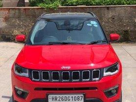 Jeep Compass 2.0 Longitude Option MT for sale in New Delhi