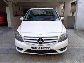 Used 2012 Mercedes Benz B Class AT for sale in Hyderabad