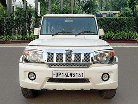 Used Mahindra Bolero ZLX MT car at low price in New Delhi