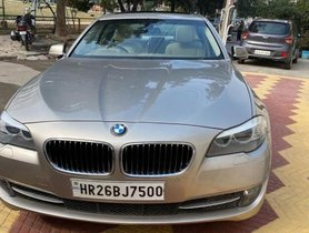 2011 BMW 5 Series 520d AT 2003-2012 for sale at low price in Chandigarh