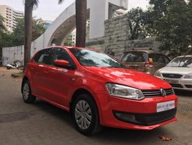 Used Volkswagen Polo Petrol Comfortline 1.2L MT car at low price in Mumbai