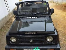 Used Maruti Suzuki Gypsy MT car at low price in Kottayam