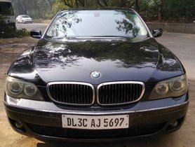 2005 BMW 7 Series AT 2007-2012 for sale at low price in New Delhi