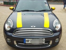 Used Mini Cooper S S AT 2013 in Gurgaon