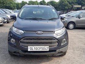 Ford EcoSport 2013-2015 1.5 DV5 MT Titanium for sale in New Delhi