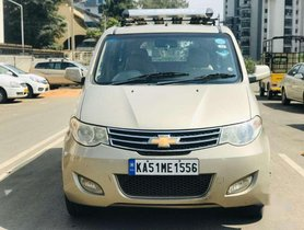 Chevrolet Enjoy 1.4 LTZ 7 MT 2013 in Nagar