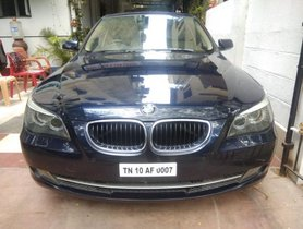 Used BMW 5 Series AT 2003-2012 car at low price in Chennai