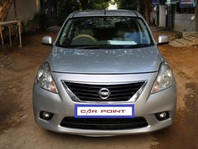 Nissan Sunny 2011-2014 Diesel XV MT for sale in Chennai
