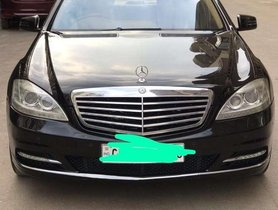 Used 2011 Mercedes Benz S Class AT for sale in Chandigarh
