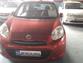 2011 Nissan Micra Active MT for sale at low price in Indore