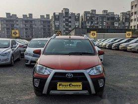 Used 2014 Toyota Etios Cross MT for sale in Surat