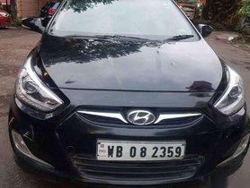 Used Hyundai Verna Fluidic 1.6 VTVT SX Opt, 2014, Petrol AT for sale in Kolkata