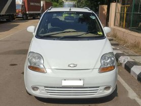 Chevrolet Spark 1.0 2010 MT for sale in Hyderabad