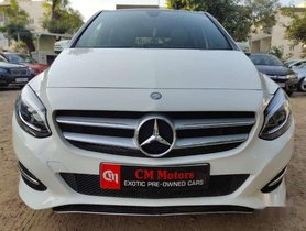 Used 2017 Mercedes Benz B Class AT for sale in Ahmedabad