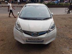 Used Honda Jazz V 2011 MT for sale in Mumbai