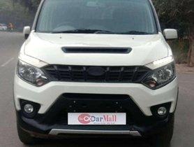 Mahindra NuvoSport N6 2016 MT for sale in Firozabad