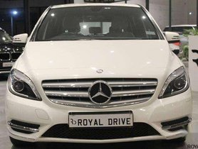Used Mercedes Benz B Class Diesel 2014 AT for sale in Kochi