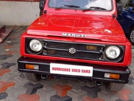 Used 2003 Maruti Suzuki Gypsy MT for sale in Kollam