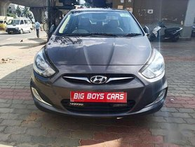 Used Hyundai Verna 1.6 VTVT SX 2012 MT for sale in Nagar