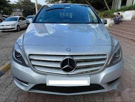 Used 2015 Mercedes Benz B Class AT for sale in Pune