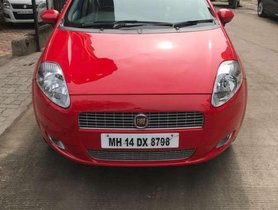 Used 2013 Fiat Punto MT for sale in Nagpur