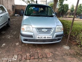 2006 Hyundai Santro Xing GL Petrol CNG MT for sale in New Delhi