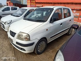 2009 Hyundai Santro Xing GLS Petrol CNG MT for sale in New Delhi