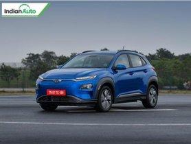Hyundai Kona Electric Facelift To Launch Next Year