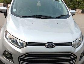2014 Ford EcoSport Trendline Petrol MT for sale in New Delhi
