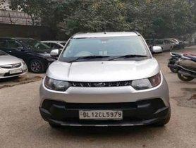 2017 Mahindra KUV100 Diesel MT in New Delhi