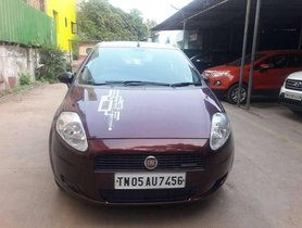 Fiat Punto Emotion 1.2, 2013, Diesel AT for sale in Chennai