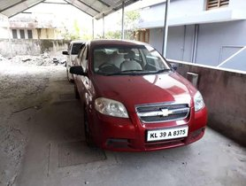 Used 2009 Chevrolet Aveo MT for sale in Kollam