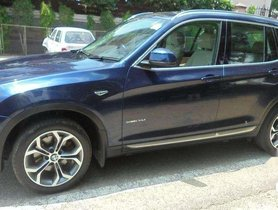 2014 BMW X3 xDrive20d AT for sale in Jaipur