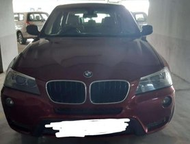 Used BMW X3 xDrive20d AT for sale 2014 in Mumbai
