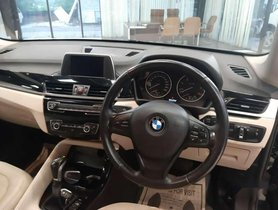 Used BMW X1 sDrive20d AT 2016 in Lucknow