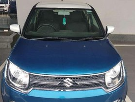 Used Maruti Suzuki Ignis 1.2 AMT Zeta 2017 MT for sale in Vadodara
