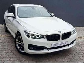 Used BMW 3 Series GT 2018 Sport AT for sale in Chandigarh