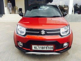 Used Maruti Suzuki Ignis MT for sale in Palakkad