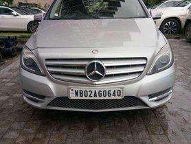 Mercedes-Benz B-Class B180 CDI, 2014, Diesel AT for sale in Kolkata