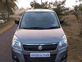 Used 2015 Maruti Suzuki Wagon R MT for sale in Rajahmundry