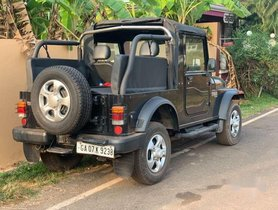 2017 Mahindra Thar CRDe MT for sale in Madgaon