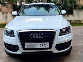 Used Audi Q5 2.0 TDI quattro Premium Plus, 2012, Diesel AT for sale in Hyderabad