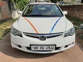 2008 Honda Civic 1.8 V MT 2006-2010 for sale at low price in Kolkata